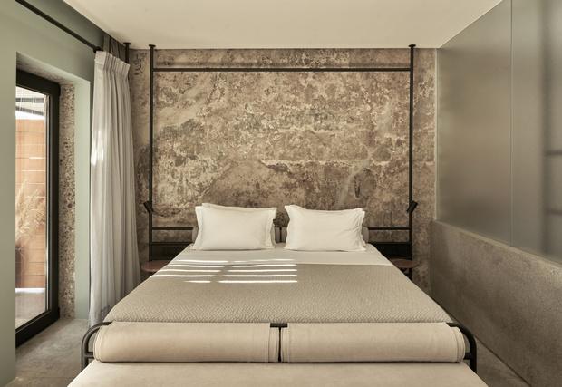 Фото №18 - Отель в здании заброшенной винодельни в Греции