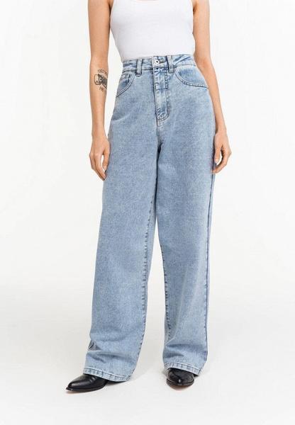 Фото №5 - Как выбирать джинсы для высоких девушек 👖