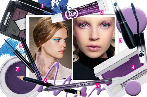 Фото №1 - 6 главных осенних трендов в макияже