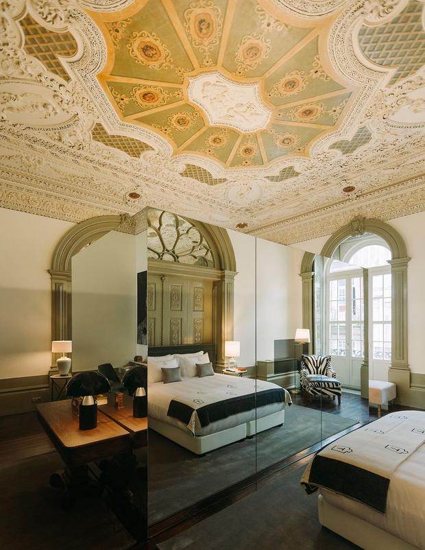 Фото №6 - Отель в особняке XIX века в Порту