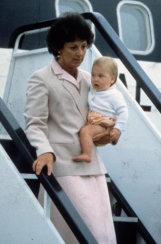 Фото №20 - Малыши-путешественники: первые зарубежные туры королевских детей