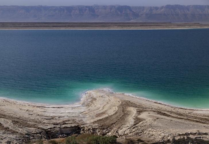 Фото №1 - Раскрыта тайна Мертвого моря