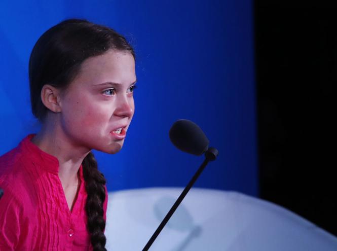 Фото №3 - «Вы украли мое детство»: почему все обсуждают речь 16-летней школьницы на ассамблее ООН
