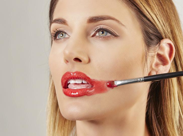 Фото №1 - Какие бьюти-ошибки могут быть полезны для макияжа