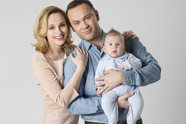 Фото №1 - Наталия Быстрова и Дмитрий Ермак: «Нельзя жить только интересами ребенка»