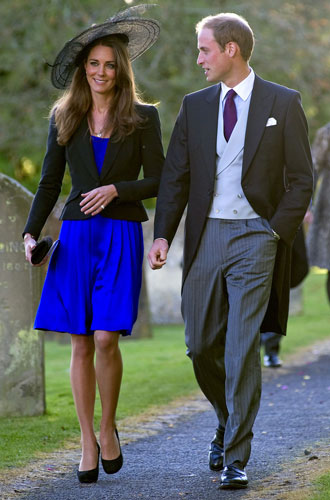 Фото №12 - Кейт Миддлтон и принц Уильям: история в фотографиях
