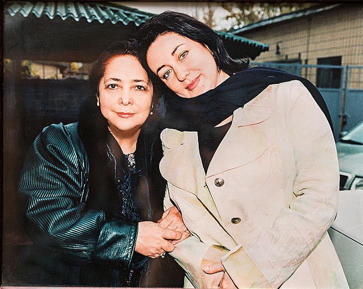 Фото №2 - Тамара Гвердцители: «Я не завожу романы с тем, с кем работаю»