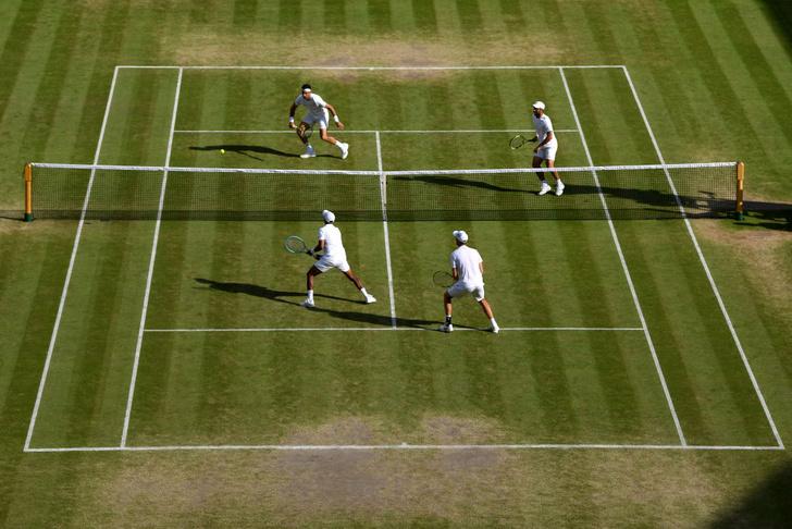 Фото №1 - Игра престола: чем Уимблдон отличается от других теннисных турниров