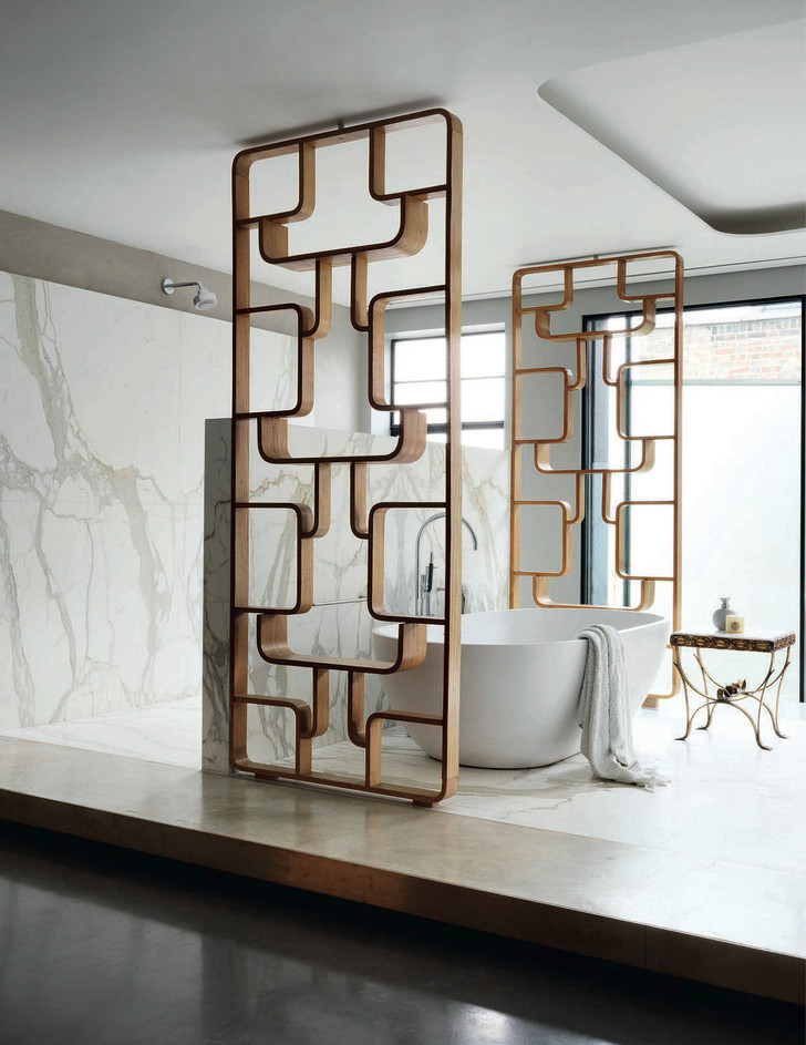 Фото №4 - Ванная комната в классическом стиле: 12 проектов с комментариями дизайнеров
