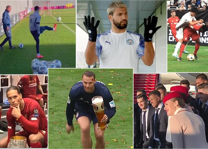 Фото №1 - 11 футбольных видео с самыми большими просмотрами в TikTok