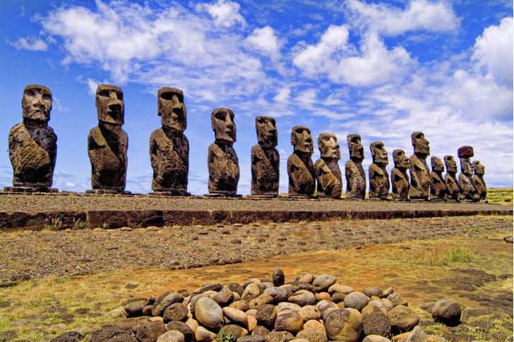 Фото №1 - Ученые рассказали о первых контактах между американцами и полинезийцами