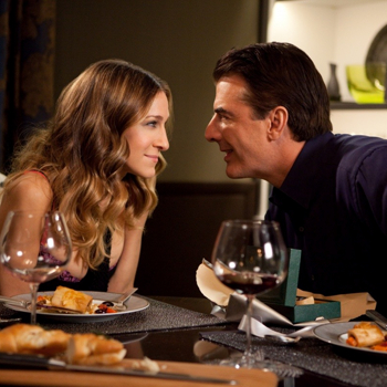 С Мидтауном у Керри связано множество воспоминаний: и уютные вечера с Мужчиной Своей Мечты, и ссоры с ним.