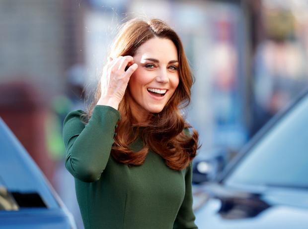 Фото №1 - Герцогиня Кейт выбрала нового стилиста