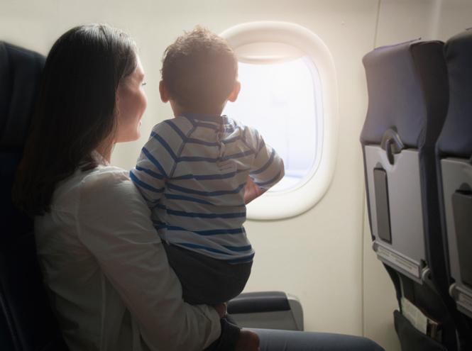Фото №2 - Первое путешествие с малышом