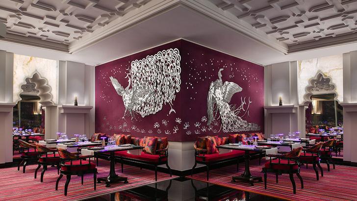 Фото №7 - Banyan Tree Doha: новый отель в Дохе по дизайну Жака Гарсии