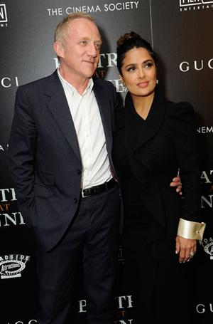 Фото №13 - Самые красивые и деятельные жены миллионеров