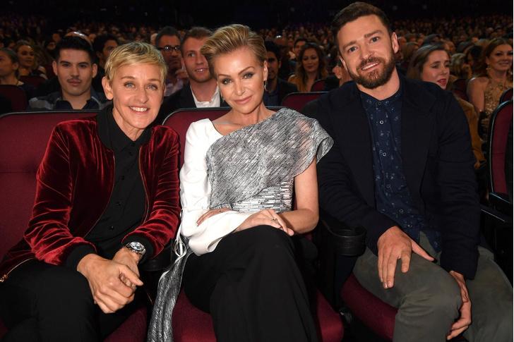 Фото №1 - Эллен ДеДженерес стала рекордсменом People's Choice Awards