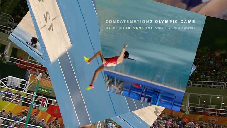 Фото №1 - Режиссер идеально совместил несовместимых прыгающих и бегающих спортсменов (видео)