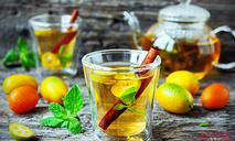 Чайный детокс-коктейль