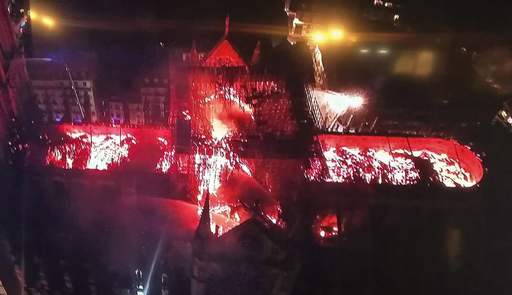 Фото №5 - Ого-гонь: пять великих пожаров XXI века