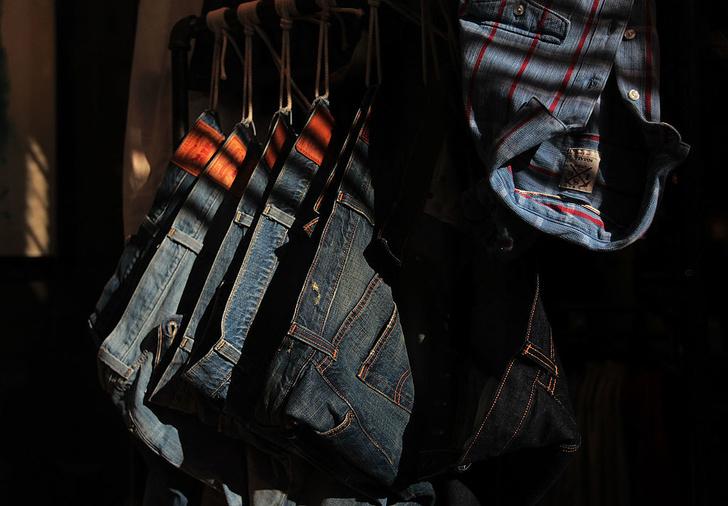 Фото №10 - Пять карманов: 10 фактов о джинсах ко дню рождения брюк из денима