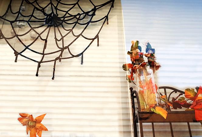 Фото №6 - Отмечаем Хэллоуин: как быстро украсить помещение своими руками