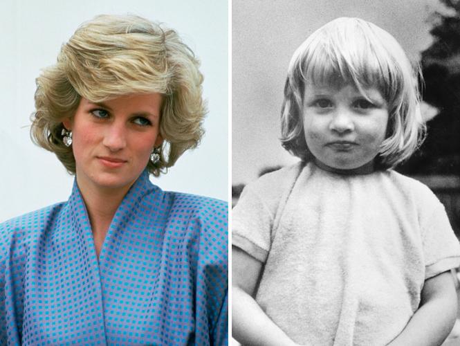 Фото №5 - Глаза Дианы, улыбка Елизаветы: с кем теперь сравнивают принцессу Шарлотту