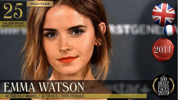Фото №76 - Международный рейтинг: 100 самых красивых женских лиц 2019 года