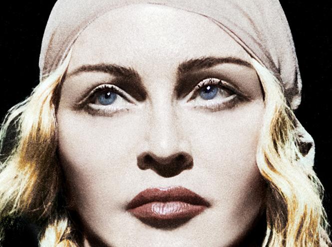 Фото №2 - Новое видео Мадонны: провокация, которую ждали
