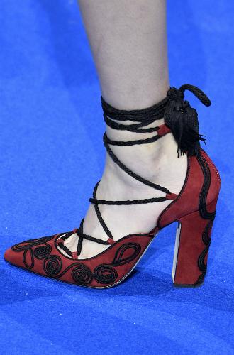 Фото №35 - Самая модная обувь сезона осень-зима 16/17, часть 1