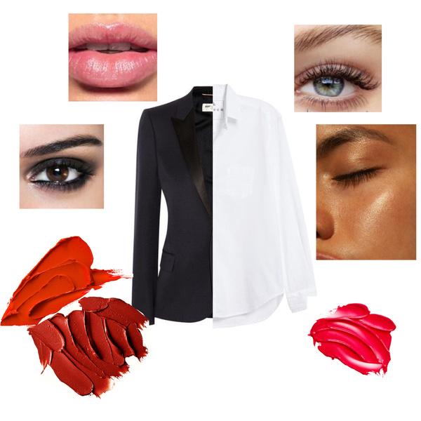Фото №6 - Как подбирать макияж под одежду: пошаговая инструкция