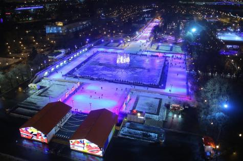 Фото №3 - 10 главных катков Москвы сезона 2016-2017: выбор есть!