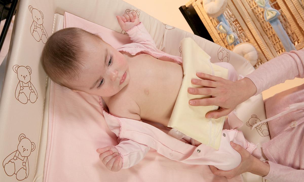 Все под контролем: как спасти малыша от колик