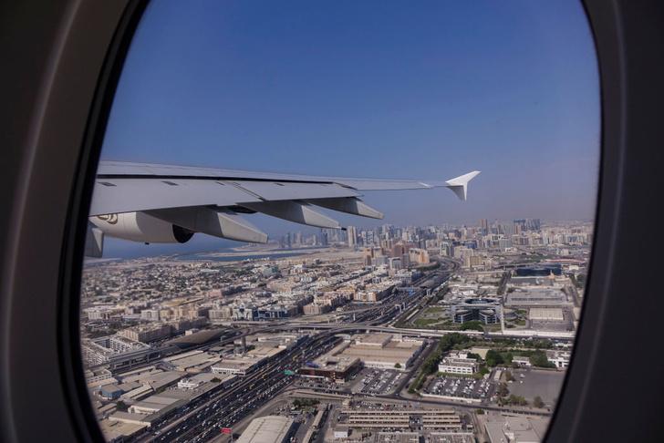 Фото №1 - В аэропорту Дубая появится туннель для идентификации пассажиров