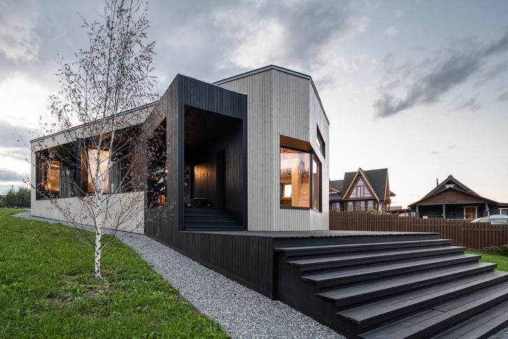 Фото №2 - Дом неправильной формы для комфортной жизни