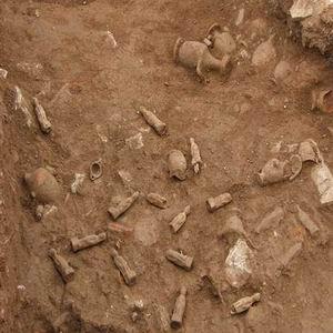 Фото №1 - Древнее святилище раскопано в Греции