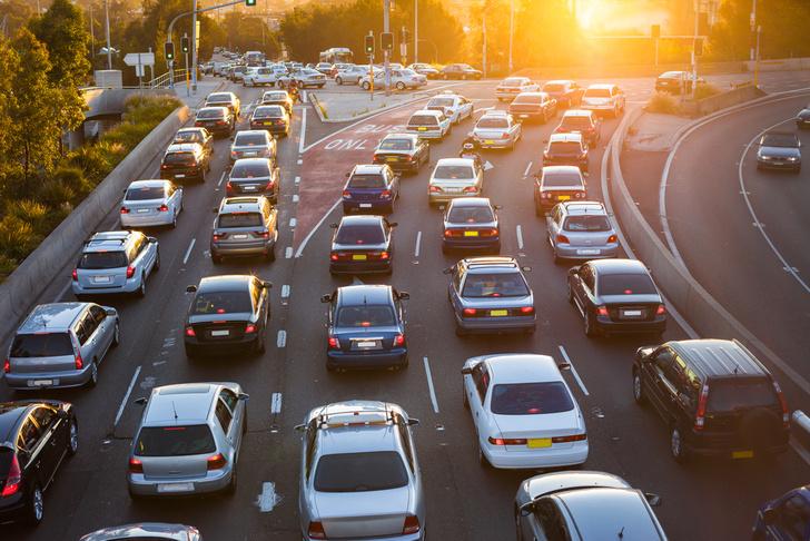 Фото №1 - Ученые рассказали, как минимизировать вред пробок для водителей