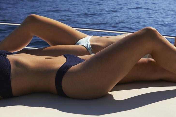 Фото №1 - Курс на гладкость: как радоваться лету с идеальным бикини