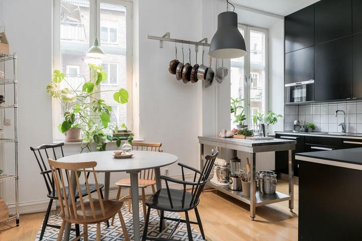 Фото №8 - Кухня в скандинавском стиле: 5 полезных советов