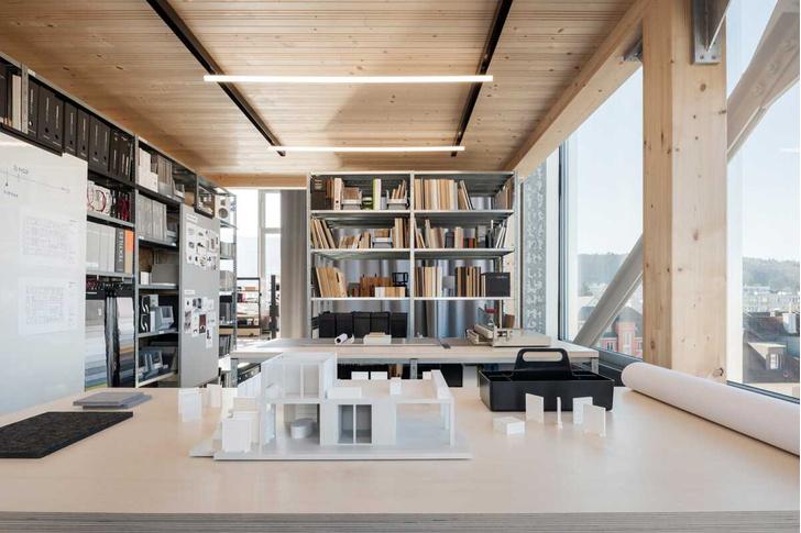 Фото №11 - Танцующий офис: студия дизайнера Стефана Хюрлеманна