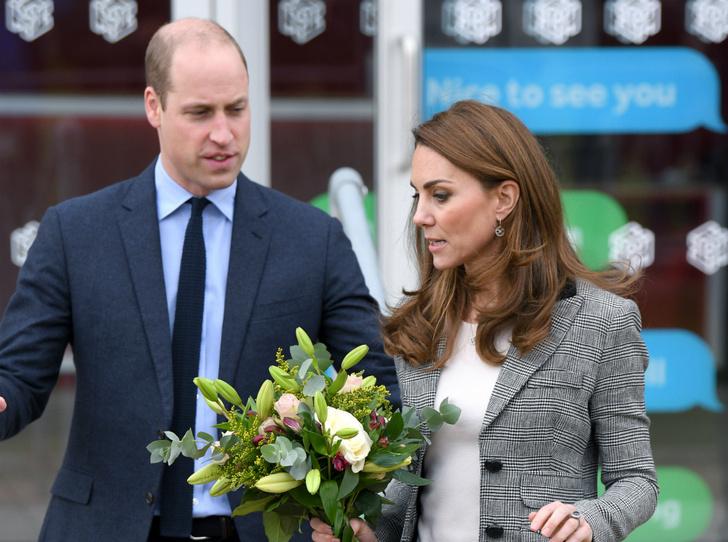 Фото №1 - «Стресс и отсутствие гармонии»: как изменился язык тела герцогини Кейт и принца Уильяма