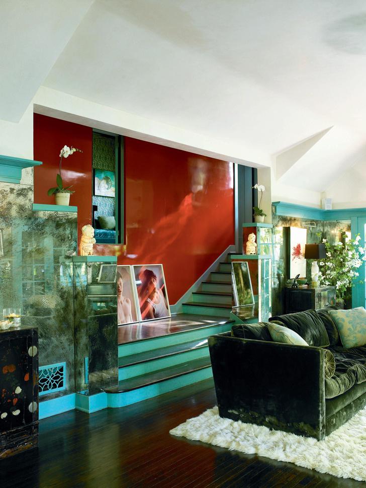 Фото №4 - Из архивов ELLE DECORATION: дом декоратора Кевина Хейли в Лос-Анджелесе