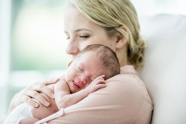 Как укачивать новорожденного чтобы быстрее заснул