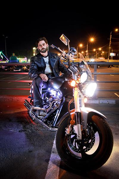 Фото №1 - Байкеры Ульяновска: 15 признаний в любви мотоциклу