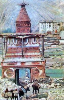 Фото №3 - Мустанг лежит в Гималаях