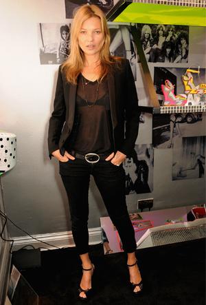Фото №3 - 10 модных правил Кейт Мосс, которые сделали ее иконой стиля