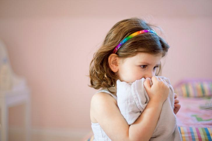 ребенок скучает по няне