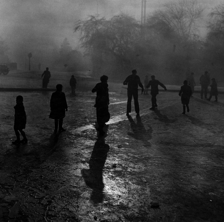 Фото №1 - Туман-убийца: как Великий смог в Лондоне забрал жизни тысяч людей