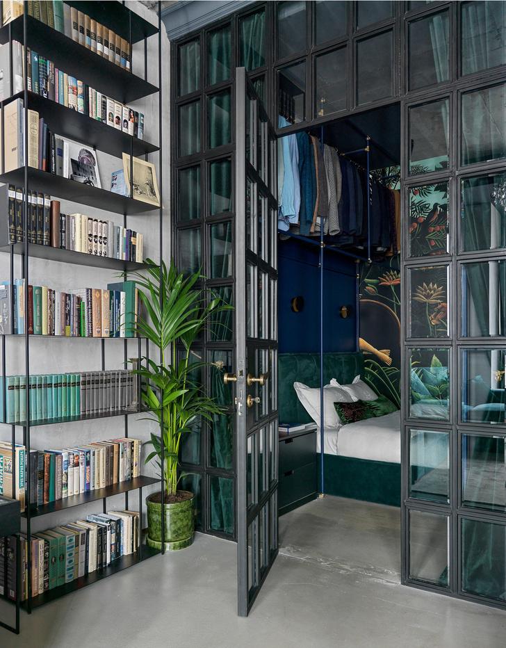 Фото №9 - Спальня в маленькой квартире: 6 практичных решений
