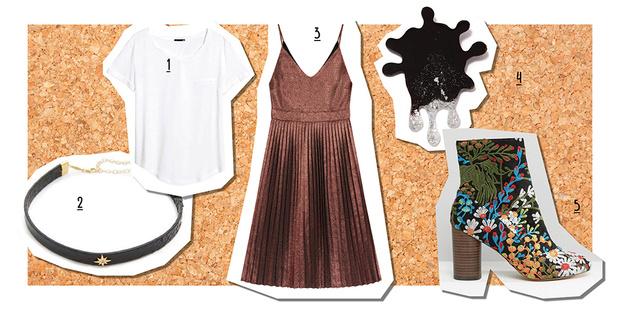 Фото №1 - Как одеваться, если у тебя нет талии